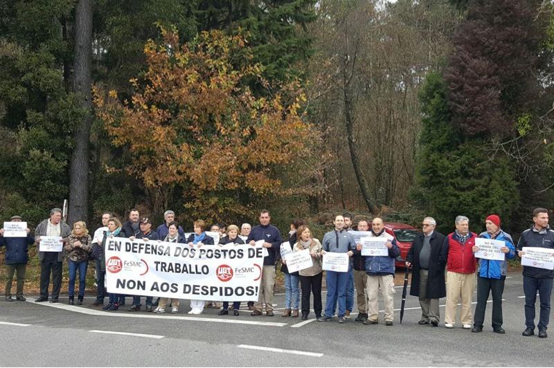 Comienzan las movilizaciones en el Real Aero Club de Vigo