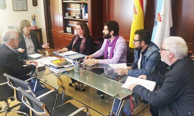 FeSMC UGT en Portos de Galicia se cita nuevamente con la Conselleira do Mar