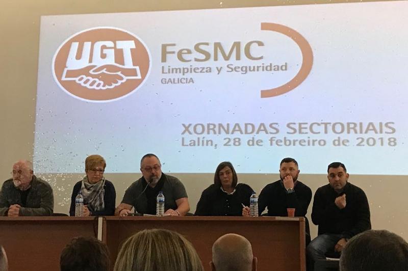 FeSMC celebra unas jornadas de limpieza y seguridad en Lalín