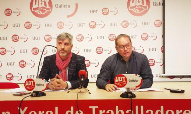 FeSMC-UGT denuncia la creciente exclusión financiera que sufre Galicia, que pierde un tercio de sus oficinas en la última década
