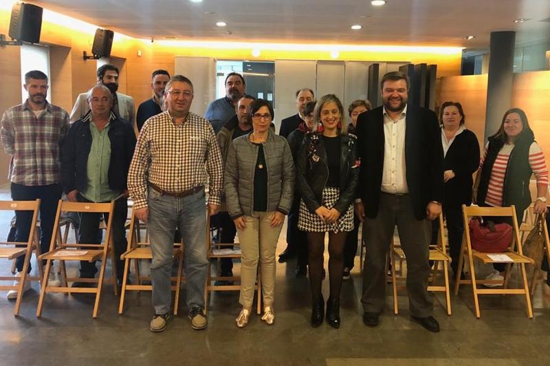 Uniatramc Galicia sigue desarrollando el proyecto IMar con una jornada en Viveiro