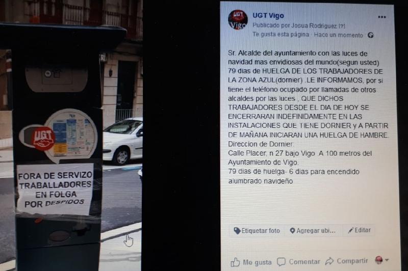 Nuevo capítulo en el conflicto de la ORA de Vigo; mediación con Inspección de Trabajo