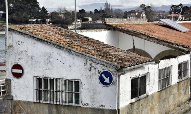 Peligro para las personas y trabajadores por el abandono de los puertos en Galicia