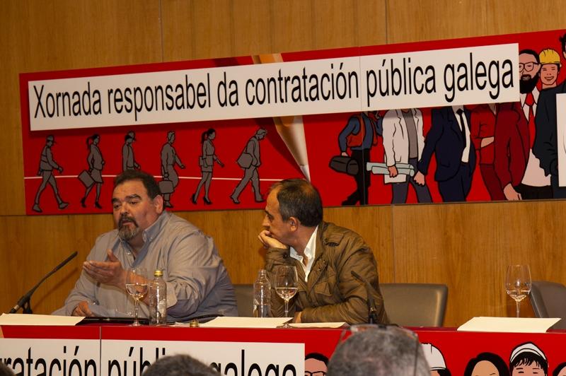FeSMC Galicia celebra una exitosa jornada de contratación pública