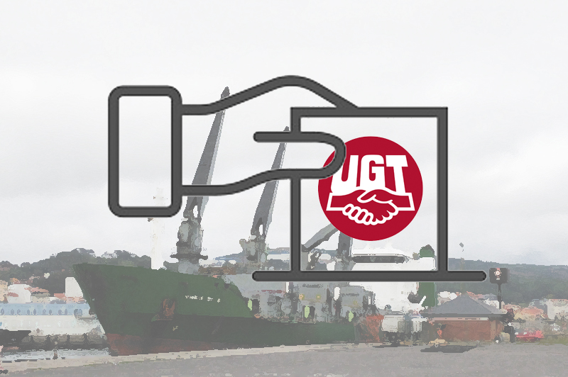 UGT mantiene la mayoría absoluta en la estibadora Consignaciones Puebla